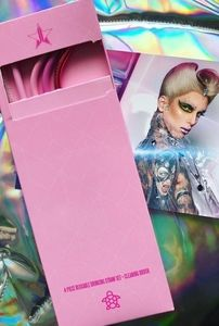 Jeffree Star Jawbreaker Pink Steel Straw Pack